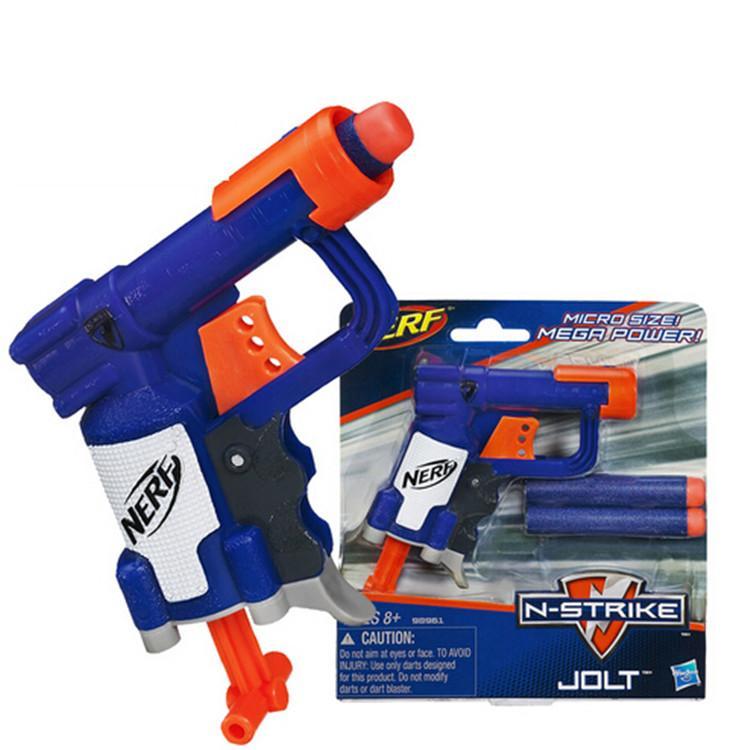 2018 Nerf Mega Power Nerf Jolt Micro Size Super Power Soft Bullet Shooting  Range 15m Arma De Brinquedo From Sunnytoyscity, $15.97 | Dhgate.Com