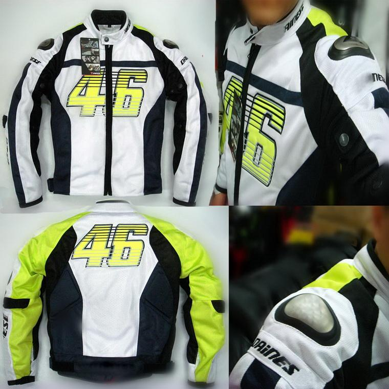 2015 new summer VR46 Rossi D1 motocross motorcycle clothes moto racing suits motorbike jackets made of titanium and mesh S M L XL XXL XXXL