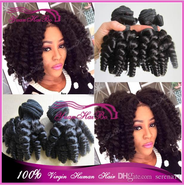 Aunty Funmi Hair Curly Grade 7a 1b Virgin Mongolian Hair Funmi