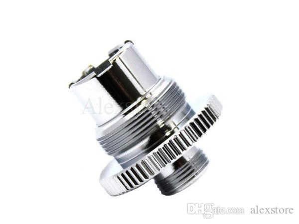 DHL Adapter 510 to ego thread connector assy adaptor fit eleaf i stick mini 10w istick 20w 30w batteries ecig box mod battery