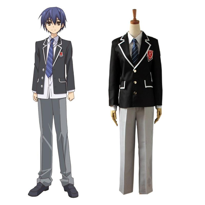 Japanese Anime Date A Live Itsuka Shido Raizen High School Cosplay Costume School Uniforms Casual Clothing Set Egyptian Costumes Teen Halloween Costumes ...  sc 1 st  DHgate.com & Japanese Anime Date A Live Itsuka Shido Raizen High School Cosplay ...