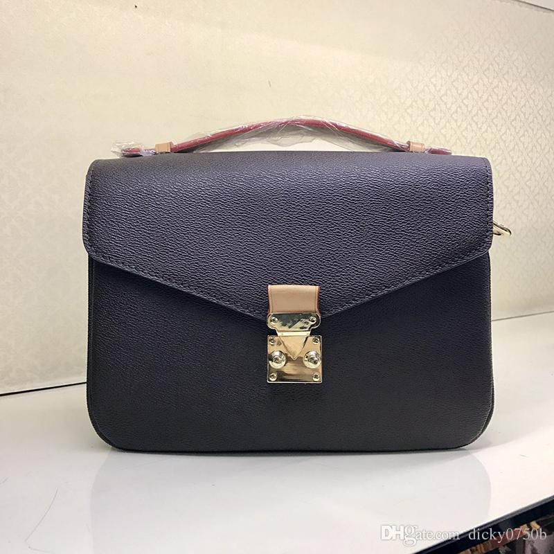 Commercio all'ingrosso di New orignal vera vera pelle signora messenger bag moda borsa a tracolla borsa presbyopic borsa del telefono mobile del pacchetto