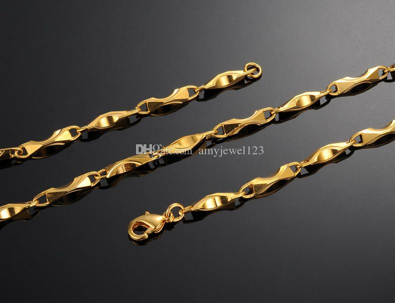 22K Gold Chains  Necklaces  22Kt Gold Fancy Chains