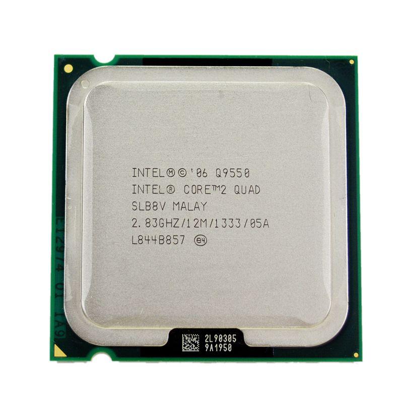 Online Cheap Intel Core 2 Quad Q9550 Processor 283ghz 12mb L2 Cache Fsb 1333 Desktop Lga 775 Cpu By Skyamingos