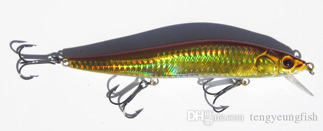 Minnow Crankbait Hard Bait Tight Wobble Slow Floating Jerkbait High Quality ABS Model 14cm 23g Fishing Lure