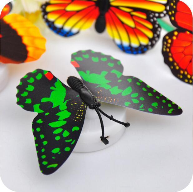Lampe À Pas Led Mur Rbhcqdtsx De Cher Fibre Papillon Coloré Chambre Nuit w0ZOP8nXNk