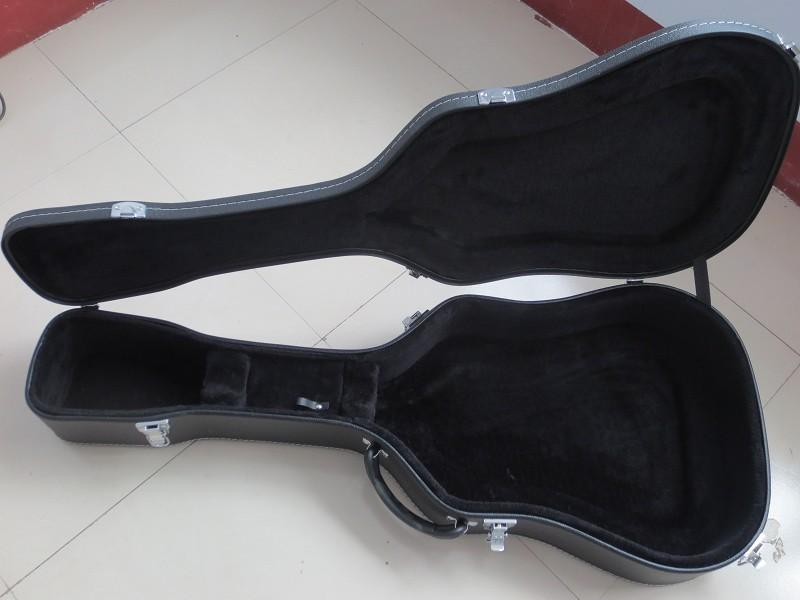 2019 hot sale high quality guitar case especially used for l5 guitars and 41 inch acoustic. Black Bedroom Furniture Sets. Home Design Ideas