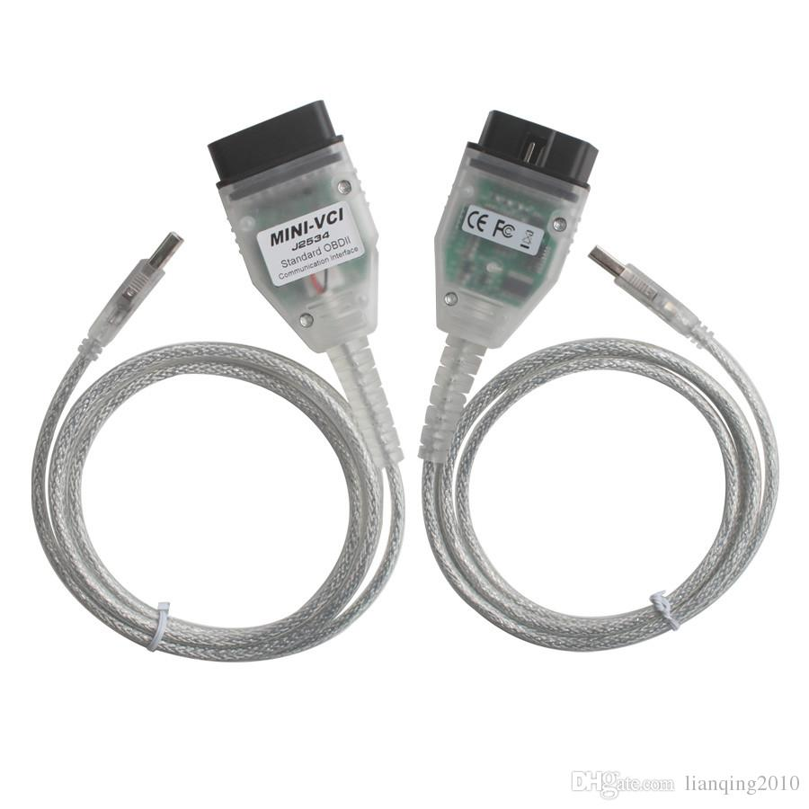 2014 For Toyota Mini Vci TIS Techstream V9.30.002 with16pin to 22pin cable