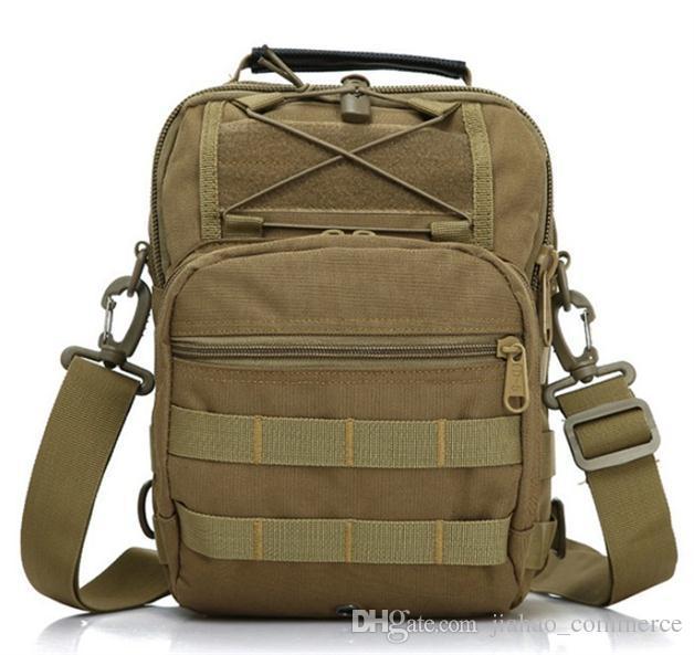 전술 플라이 낚시 캠핑 장비 야외 스포츠 나일론 넘어 가고 가슴 팩 크로스 바디 슬링 단일 어깨 가방 DHLFedex