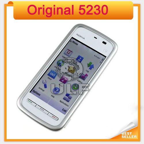 original5230 unlocked 3g mobile phone 1 year warranty refurbished rh dhgate com