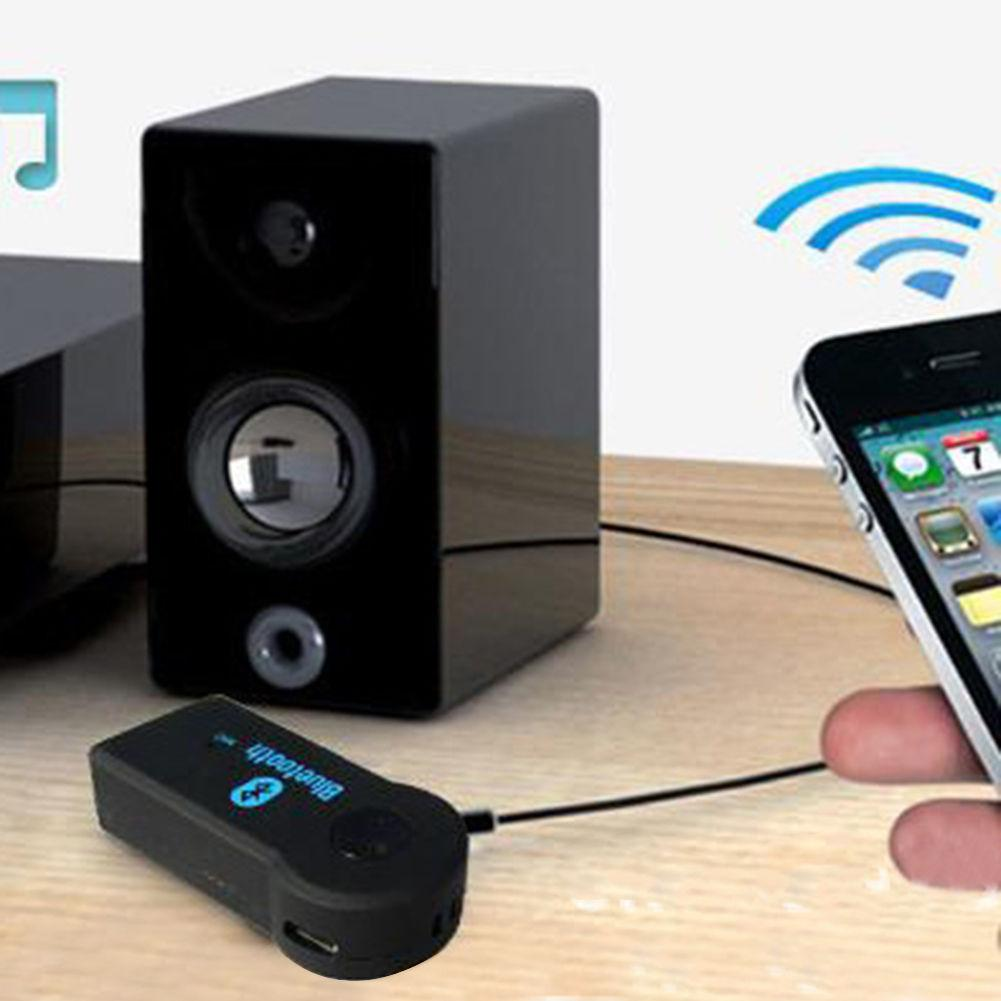 Receivers Wireless Audio Car Bluetooth Music Receiver 3.5mm Aux Connect EDUP V 3.0 Transmitter