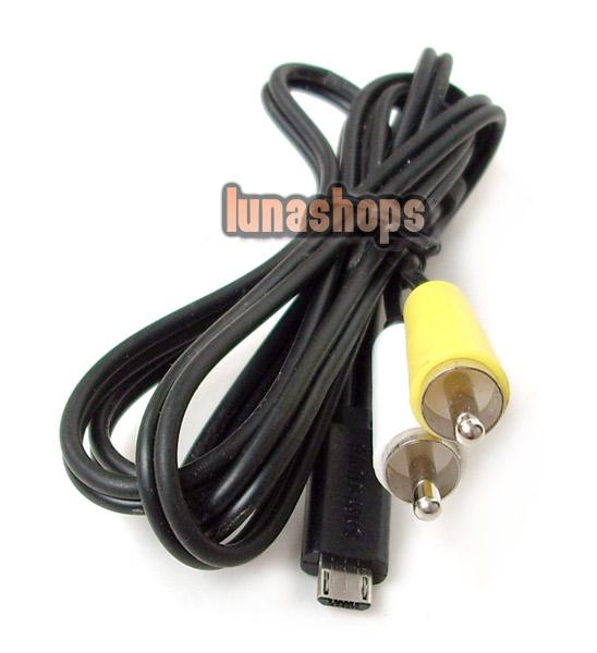 Samsung Micro Usb To Rca Cable: 2018 Micro Usb Male To 2 Rca Av Audio Video Cable For Samsung rh:dhgate.com,Design