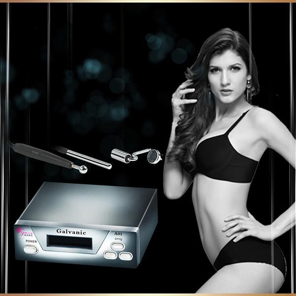 뜨거운 판매 고품질 2016 Nv-a01 휴대용 디지털 갈바니 아름다움 기계 solon 사용 및 가정용 Ce