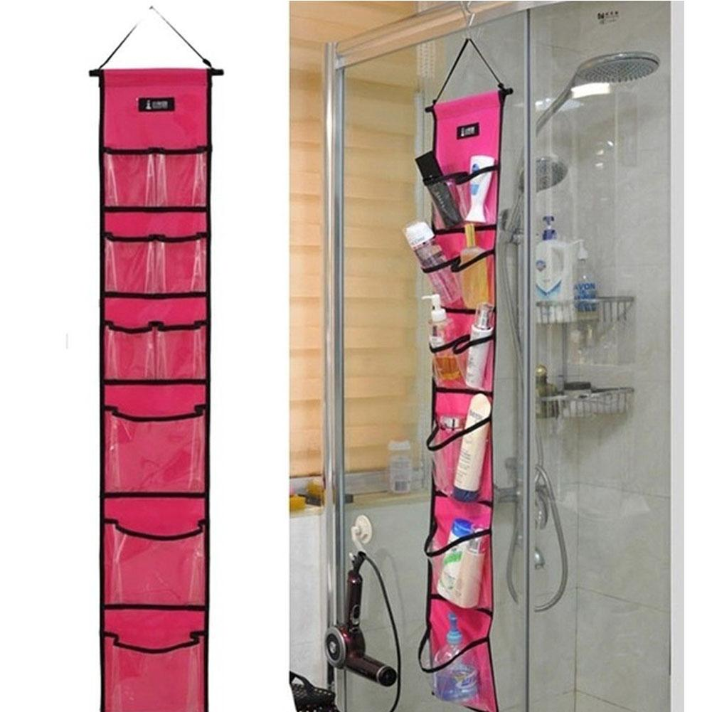 2017 Superior Shower Caddy Toiletry Hanging Organizer Waterproof Closet  Door Storage Nf Sl From Zx799956998, $8.84 | Dhgate.Com