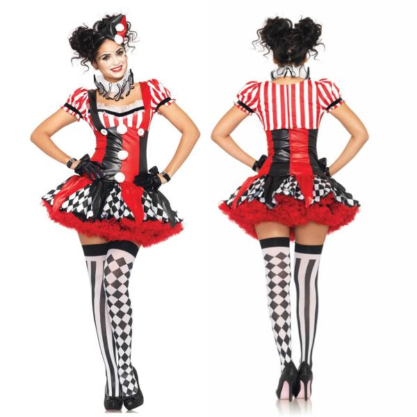 see larger image - Halloween Naughty Costumes
