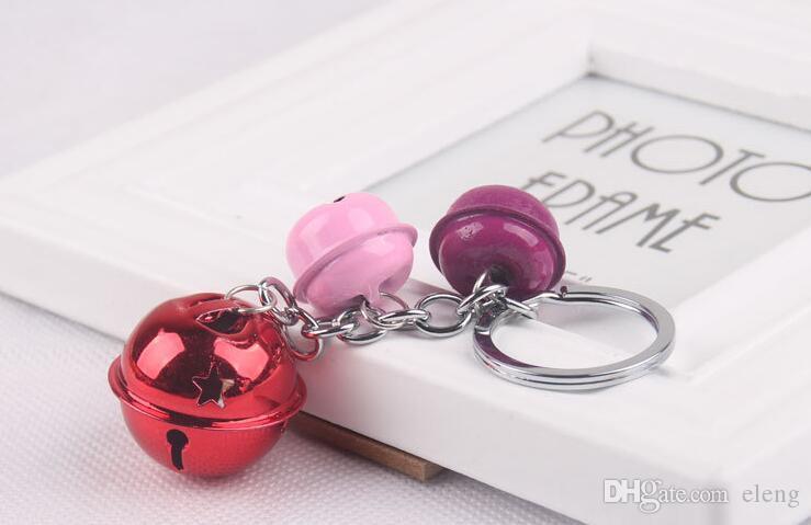 NEW Hot fashion Cartoon Game movie Key Car keychian Lovely bell alloy keychain wedding favors keychain cc112