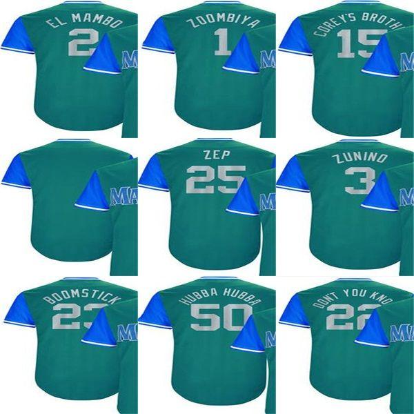 b0cd52e59 Großhandel 2017 Little League Seattle Robinson Cano Kyle Seager Coreys  Nelson Cruz Boomstick Herren Kinder Baseball Trikots Von Cn Sell