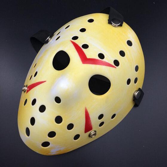 Jason Voorhees Jason vs hockey festival party mask killer mask Halloween masquerade mask B