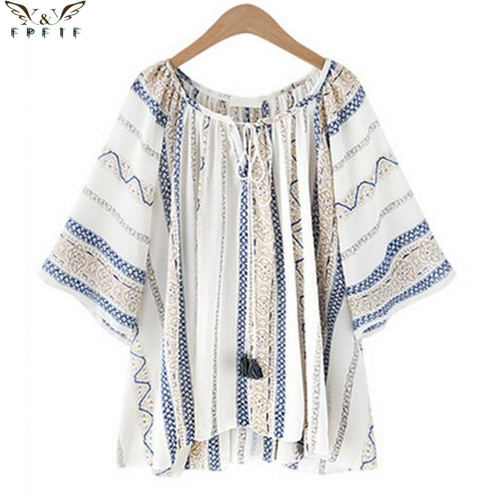 b4d9e8d0ce79 2019 Wholesale High Quality Summer Style Kimono Blouses Top Plus Size XL  5XL Fluid Systems Printed Casual Women Shirts Blusas Tops Vintage Body From  Freea, ...