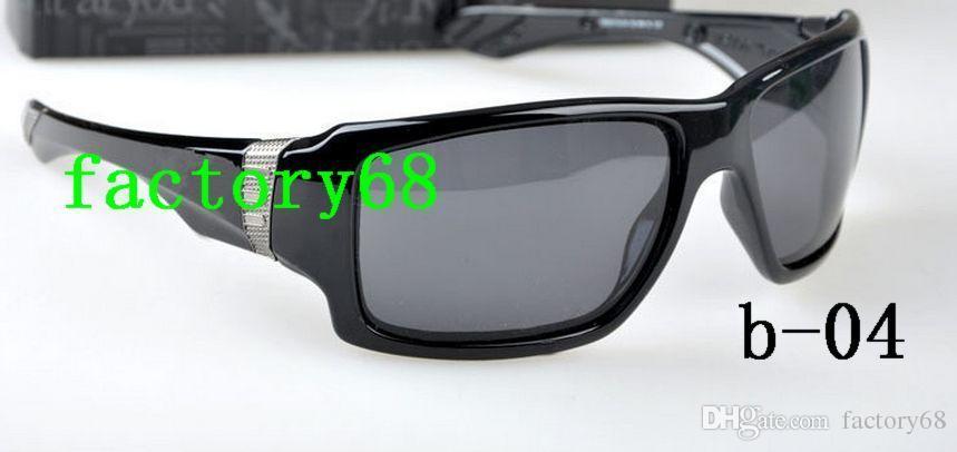Exzellente Qualität ! polarisierte Art und Weisegläser der Marke GROSSER TACO Sonnenbrille + Kleinkasten für Männer oder Frauen, freies Verschiffen!