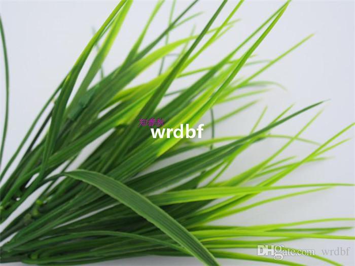 뜨거운 가짜 녹색 식물 30cm / 11.81
