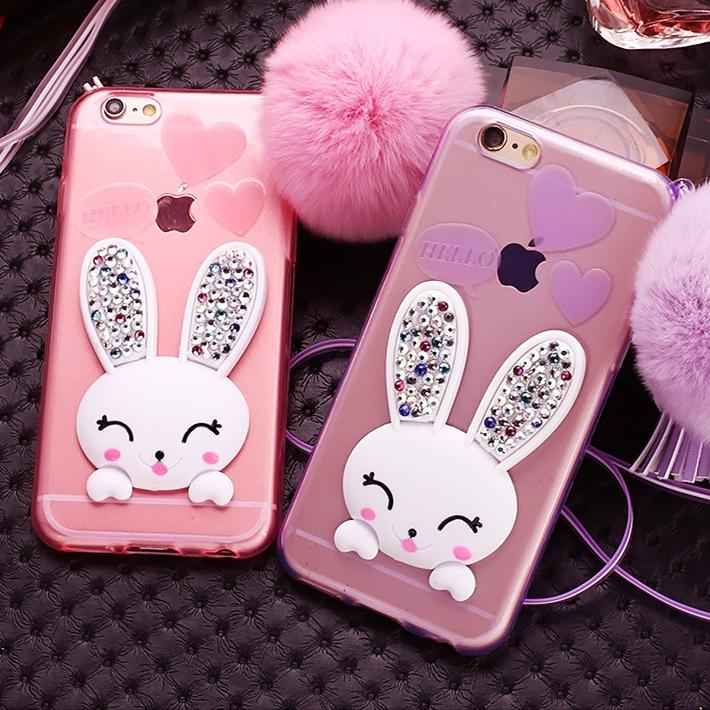 bunny iphone 6 plus cases