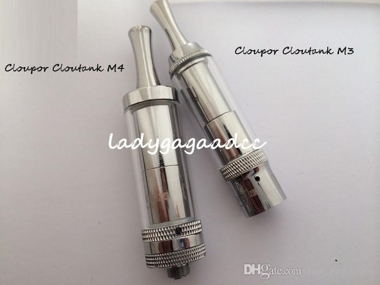 Cloupor Cloutank M3 M4 atomizer Dry Herb And Wax Atomizer Newer Than Cloutank M1 Cloutank M2 Cloutank M3