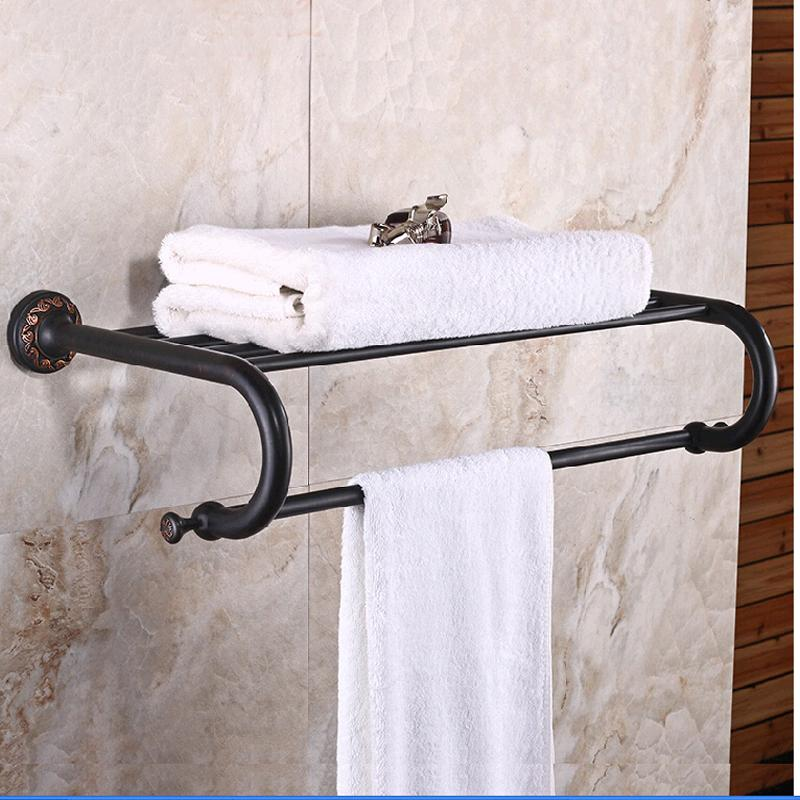 2018 Wholesale And Retail Wall Mounted Oil Rubbed Bronze Towel Rack ...