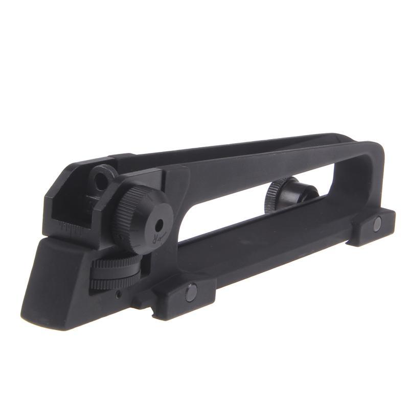 Funpowerland High quality Detachable AR AR15 M4 Gun mount Tactical Carry Handle Mount Base