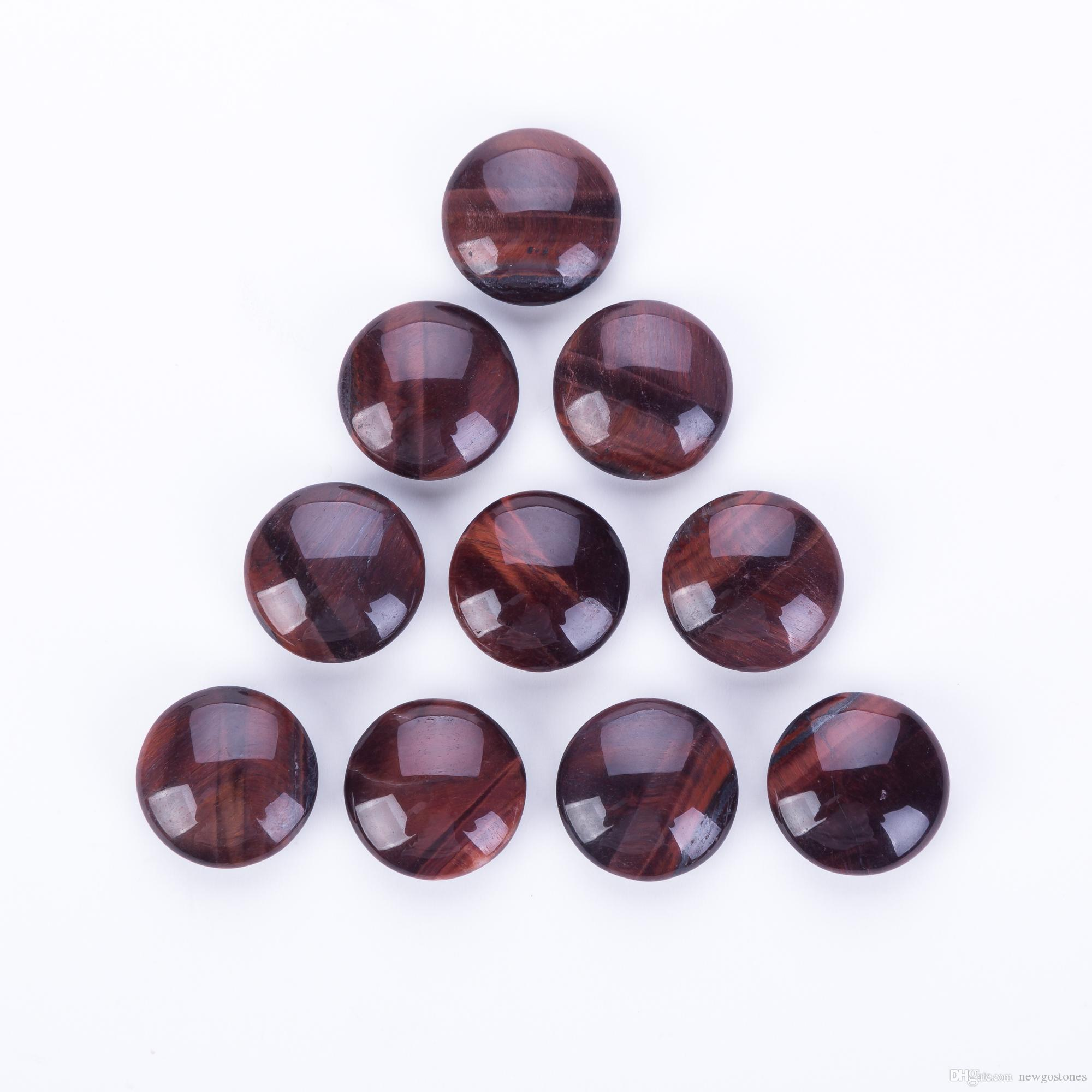 tiger eye products s cabochon gemstone faceted with red necklace tigers