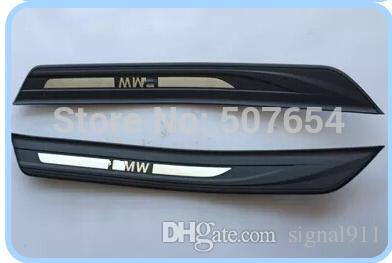 ! High quality door sills scuff footplate,protection bar for BMW 5 series 520/523/525/528/530/535
