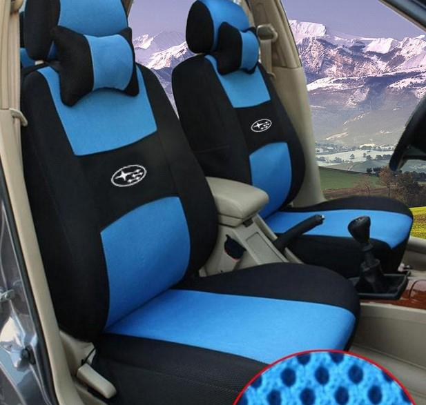 Hot Universal Car Seat Cover Subaru Forester 2014 Heritage Xv Impreza Legacy Brz Outback Tribeca Accessories Cushion Baby Covers For Winter
