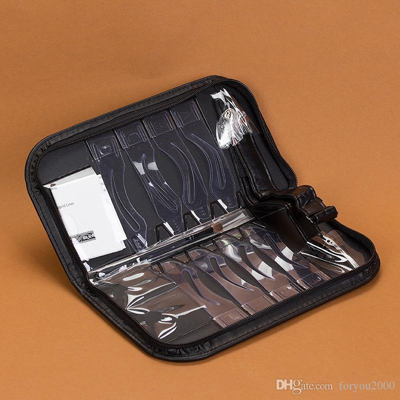 Постоянный макияж бровей трафареты 8 конструкций 1 Ручка макияж аксессуары идеальный шаблон