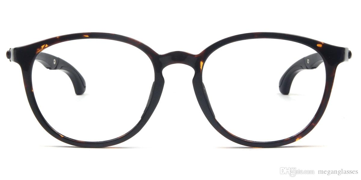 2018 2017 New Design Round Glasses Mixed Colors Tr90 Frame Glasses ...