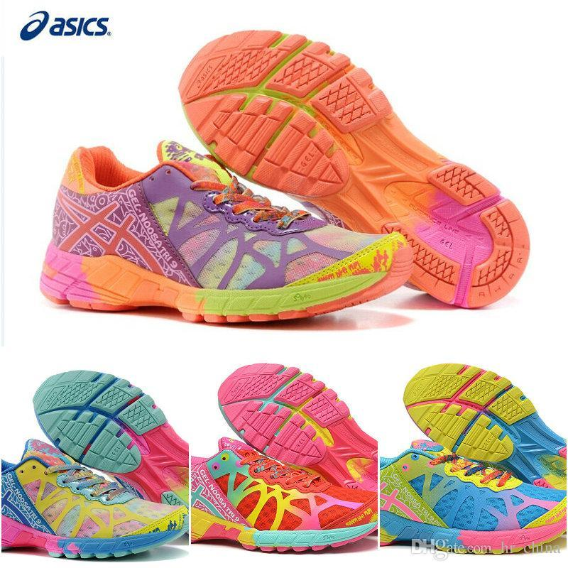2e07c99a2e6f Cheap Asics Cushion Gel-Noosa Tri 9 Sports Running Shoes For Women ...