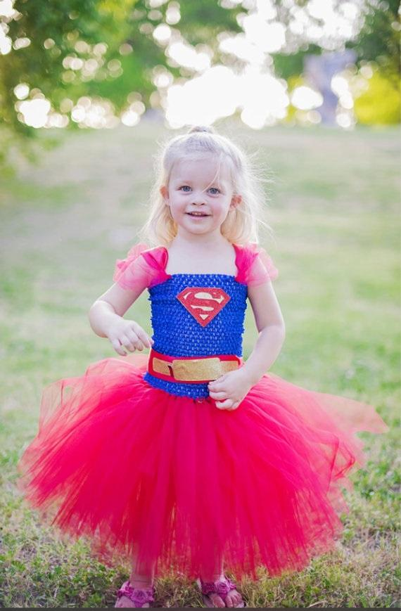 halloween costume for kids girls superman dress baby summer halloween costumes for kids girls