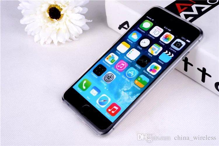 Для iphone 5 5S 6 плюс 0.3 mm ультра тонкий чехол TPU для Samsung Galaxy S5 примечание 4 3 HTC One M7 M8 Sony Xperia Z2 Z3