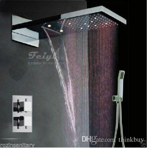 heads Luxury bathroom showers