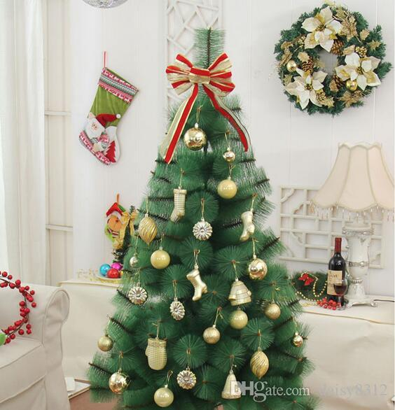 Round Balls Boots Gloves Cap Clothes Sunflower Suspension ornament For Christmas Party Tree Venun Hanging Decoration