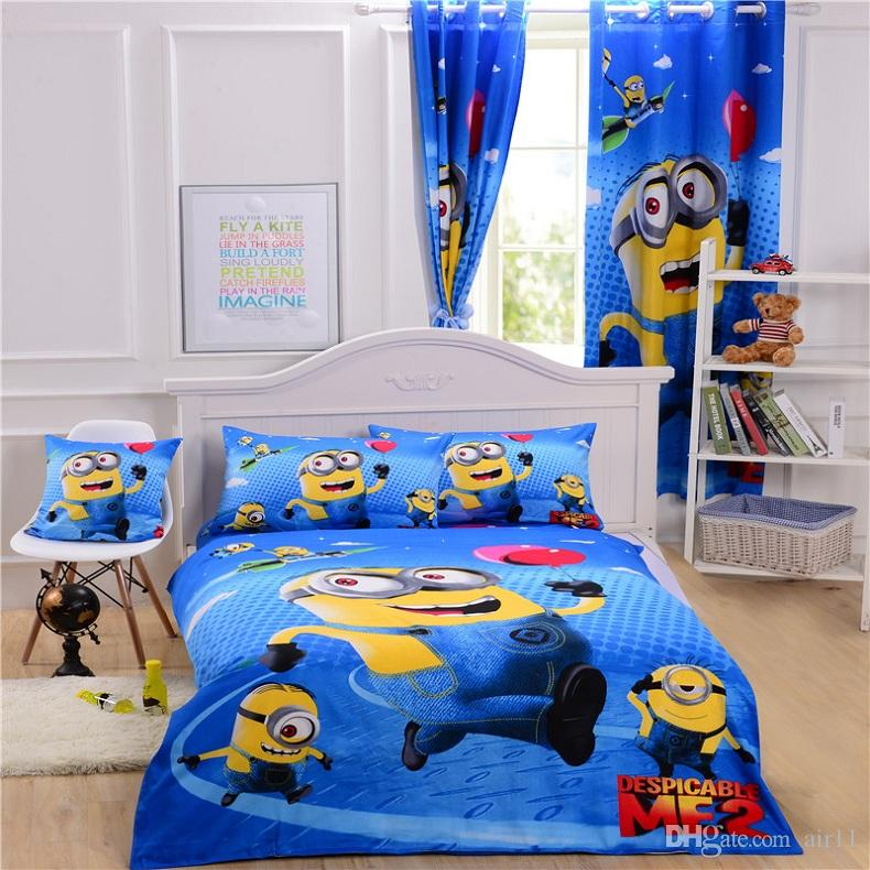 King Size Minion Bedding Uk