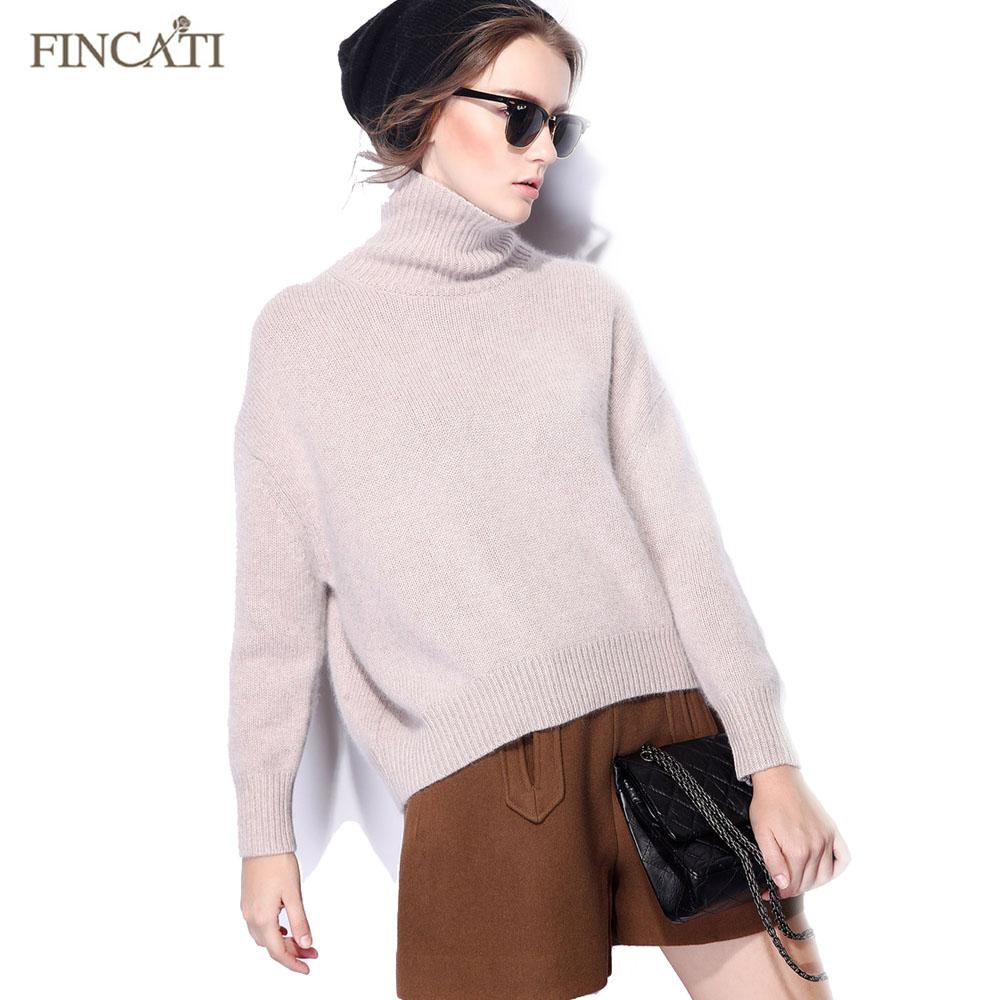 Wholesale- Women Cashmere Sweater Runway 2017 Winter Spring Casual ...