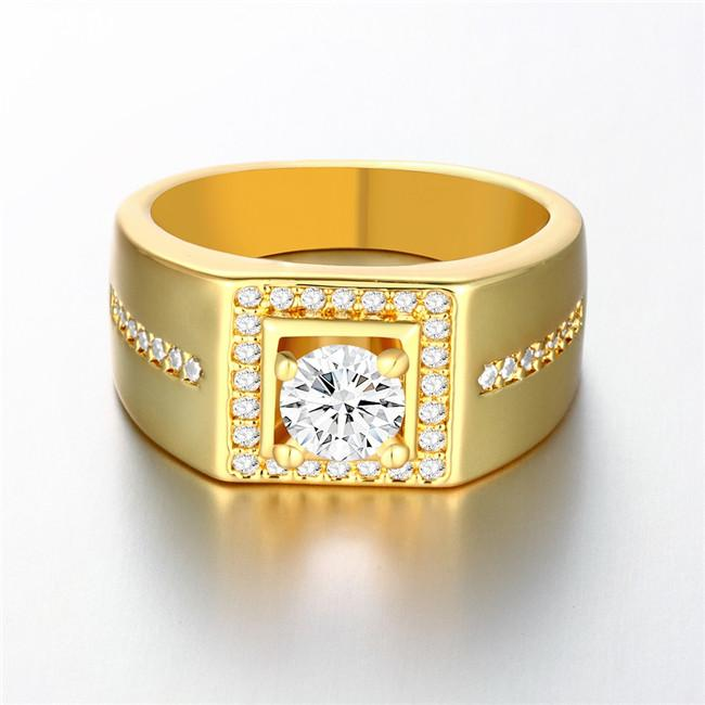 Diamond Ring Fashion Jewelry