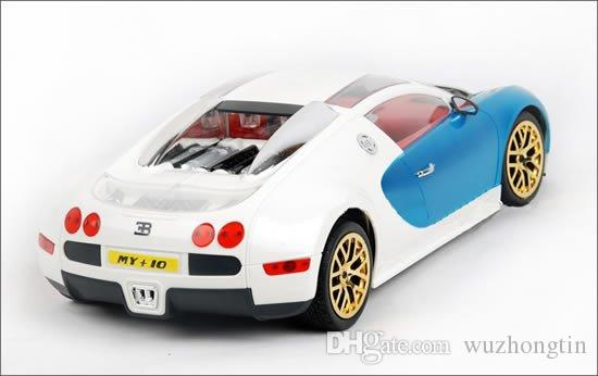 Bugatti Veyron Electric Radio Remote Control Rc Cars Alloy - Cool cars bugatti