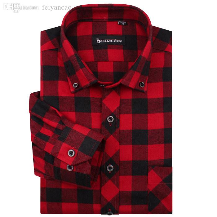 4ce2105778e Online Cheap Wholesale Autumn Fall Winter Male Long Sleeve Shirt .