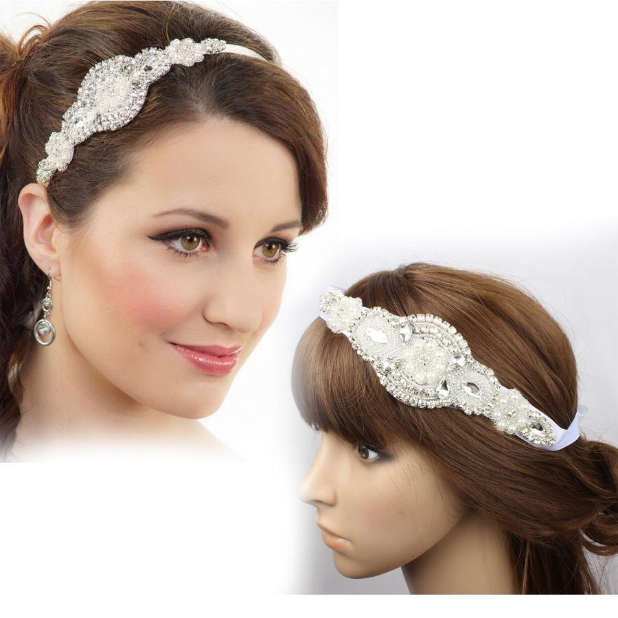 2016 new fashion wedding bridal hair accessories boutique diamond