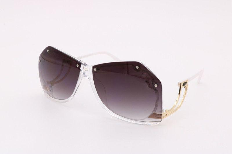 519e811de14 Sun Glasses Eyewear 633A Luxury Polarized Vintage Mens Womens Aviator  Sunglasses Brand Designer Oversized Big Frame Eyeglasses Prescription Glasses  Sunglass ...