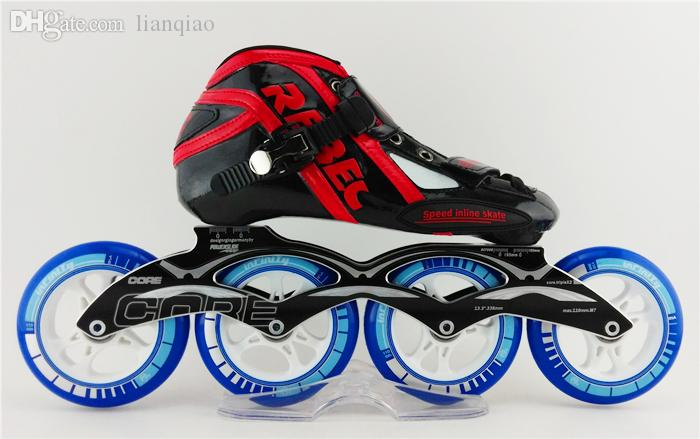 Wholesale-Professional Roller Skates Speed Skating Shoes For Adult ... 00397a7fe