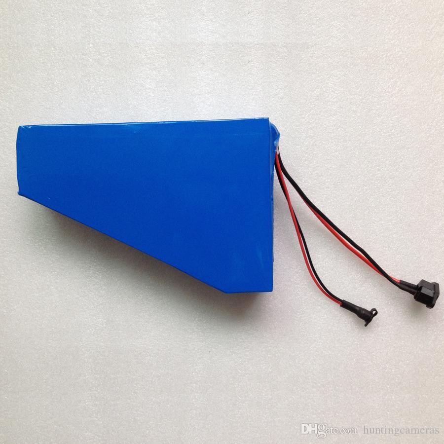 Свободная батарея 48V 30ah 2400w велосипеда батареи 48v Ebike мешка электрическая с блоком батарей батареи 48V лития для клетки Samsung 30B
