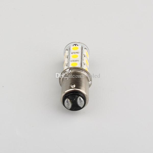 Super Bright 1157 LED BUBL P21W 12V 24V 18LED 5050SMD vehicle tail lights brake lights reverse lights turn signals side marker