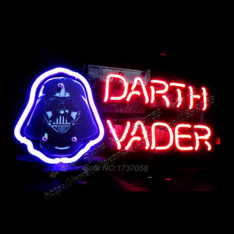 2018 26X13 DARTH VADER NEON Custom LOGO Neon Light Sign